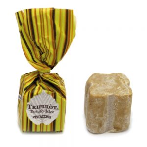 Praline pistache chocolat blanc