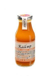 Ketch'up carotte ketchups français