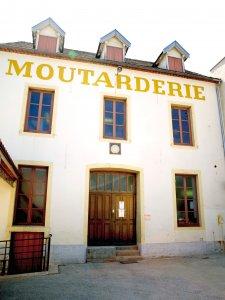 La moutarde de Dijon FALLOT