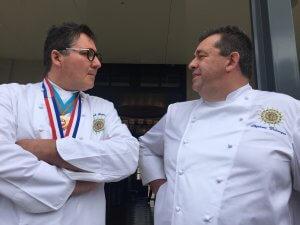 l'Académie Culinaire de France chez notre Fournisseur Collet
