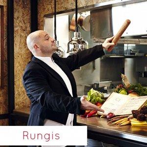 Stéphane Bertignac - La Cantine du Troquet - Rungis