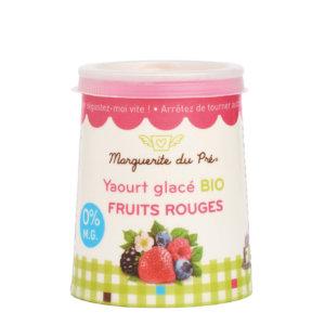 """Yaourt glacé normand BIO 0% """"Marguerite du Pré"""""""