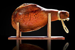 Jambon sec de porc gascon hors d'âge +40mois