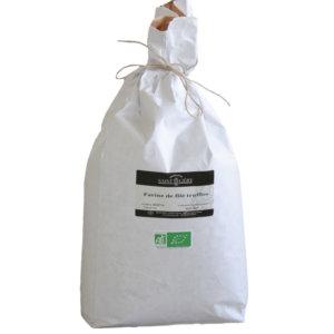 Farine de blé truffier BIO à la meule de pierre
