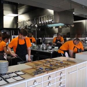 Cuisine - La Madeleine - Sens