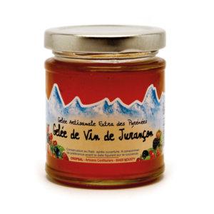 Gelée artisanale extra de vin de Jurançon