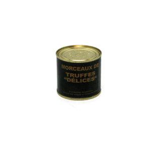 "Truffe noire ""Tuber Melanosporum"" morceaux"
