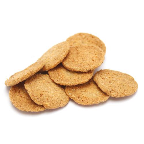 Biscuits BIO sans gluten à la tomme