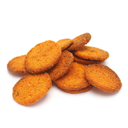 Biscuits BIO sans gluten à la tomate