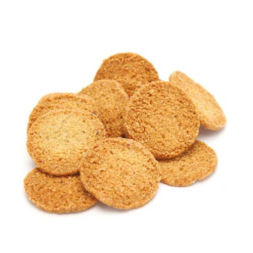 Biscuits BIO sans gluten au fenouil