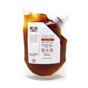 Sirop de riz de Corée (jocheong)