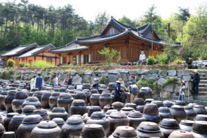 Centre de fermentation coréenne